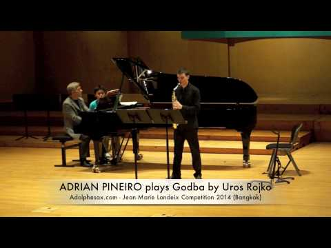 ADRIAN PINEIRO plays Godba by Uros Rojko