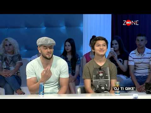 Zone e lire - Adrian Gaxha - 'Oj ti qike'! (4 korrik 2014)