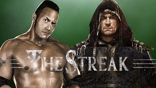 "WWE 2K14 Defeat The Streak ""The Rock"" (WRESTLEMANIA 30"