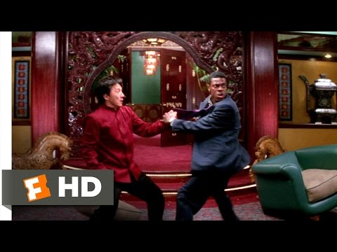 Partners in Crime Fighting - Rush Hour (2/5) Movie CLIP (1998) HD