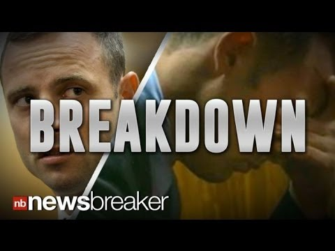 BREAKDOWN: Oscar Pistorius Loses It In Court While Lawyers Discuss Girlfriend's Murder