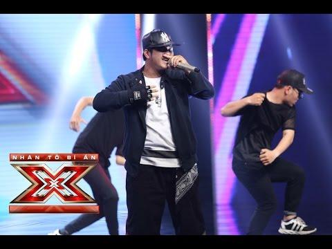BANG BANG BANG - VŨ NHẬT TUẤN| TẬP 2 VÒNG HỘI NGỘ - THE X FACTOR - NHÂN TỐ BÍ ẨN 2016 (SEASON 2)