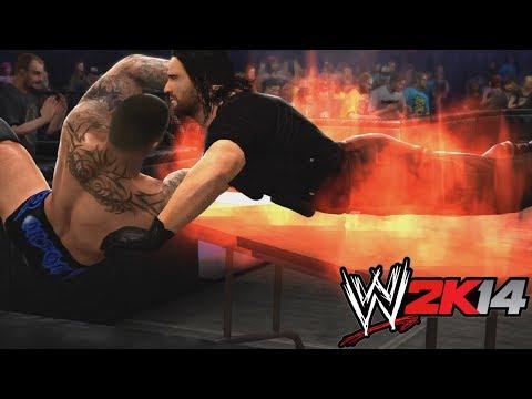 WWE 2K14 25 WAYS TO DO THE RKO!