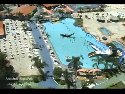 Araucária Acqua Park - Vista Aérea Espetacular