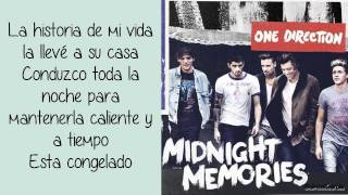 One Direction Story Of My Life (Letra En Español)