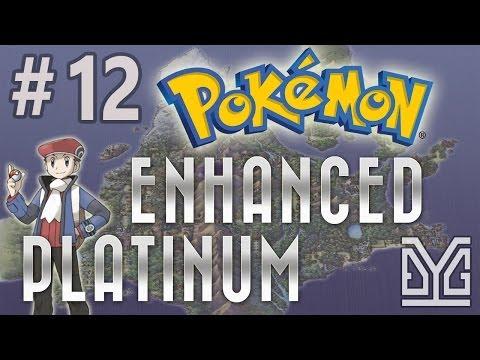Pokémon Enhanced Platinum Nuzlocke #12: Cyrus