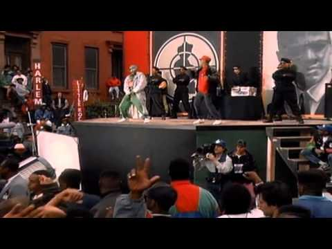 Public Enemy - Fight The Power Full 7 Min Extended Version @PublicEnemyFTP