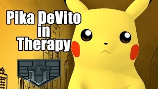PIKA DEVITO IN THERAPY @Hasaniwalker