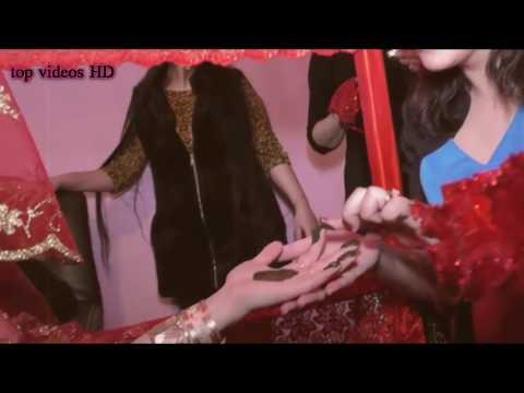عروسة تستحم بالحليب والورد في ليلة العمر أمام الجميع