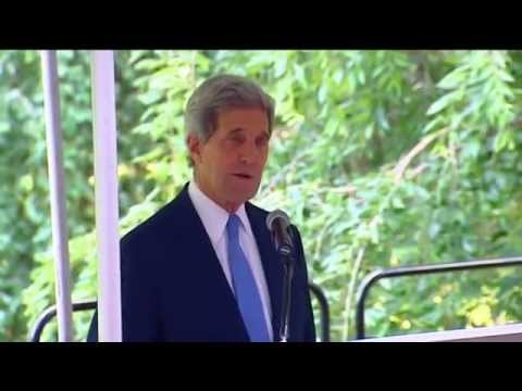 Secretary Kerry Delivers Remarks for Pacific Day