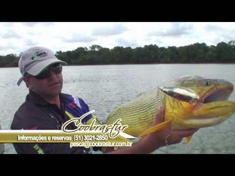 Pesca do Dourado Argentina Meia-Água - Coobrastur