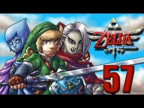 Let's Play Zelda Skyward Sword [German][Blind][#57] - Die Tipps des Rasta Kyu!