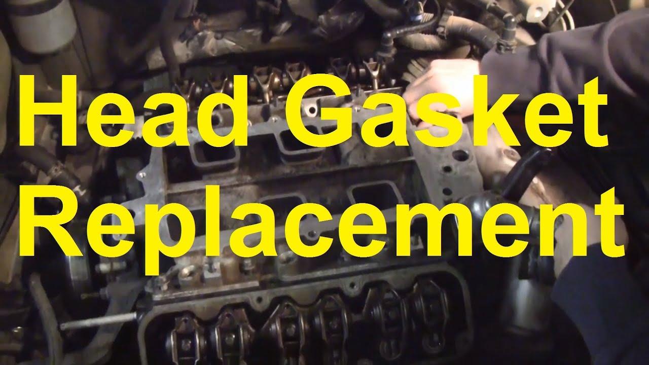 Head Gasket Repair : Head gasket repair buick lesabre