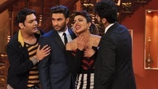 Comedy Nights With Kapil GUNDAY Priyanka, Ranveer