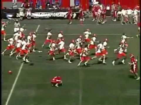 Syracuse vs Cornell 2009 NCAA Lacrosse Championship