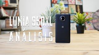 Lumia 950XL, análisis