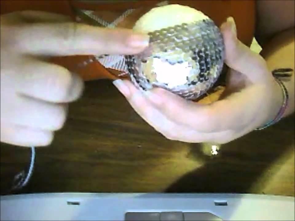 Idea de esferas para el arbol de navidad youtube - Esferas de navidad ...