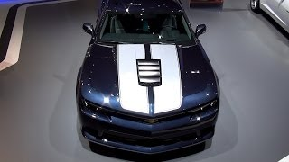 [Chevrolet Camaro Coupe (2014) Exterior and Interior in 3D 4K UHD] Video
