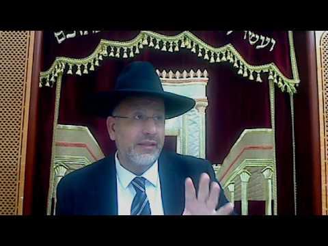 La terre d'Israel selon le Rabbi