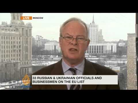 Russian parliament approves Crimea annexation
