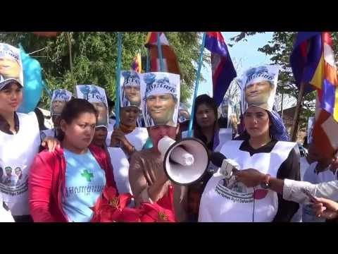 34 Communities Demand for the Gov't to Release 23 Detained Workers - Part2