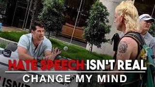 Hate Speech Isn't Real (Google Edition) | Change My Mind