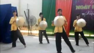 Múa Bài ca Đất Phương Nam | 12A2 (2011-2012) | THPT Tân An