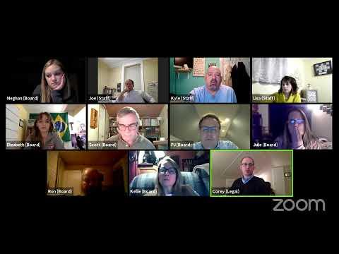 Plattsburgh Zoning Board of Appeals (Pre-meeting  1-19-21
