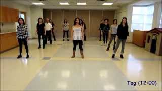 The Fox Linedance What Does The Fox Say? Line Dance