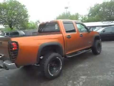 2005 Chevy Colorado Crew Cab 2005 Chevrolet Colorado LT, Crew Cab, Z71 4x4, LIFTED !!! - YouTube