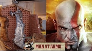 Blades Of Chaos (God Of War) MAN AT ARMS