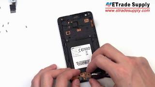 Repair Guide For Changing Samsung Galaxy S2 Charging Port