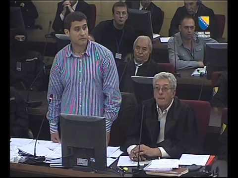 Suđenje Turković Stjepanović unakrsno ispitivanje insp