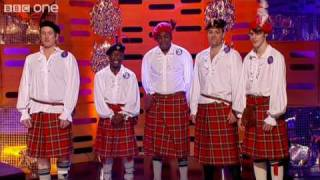 Kilt Roulette The Graham Norton Show Series 6 New Year