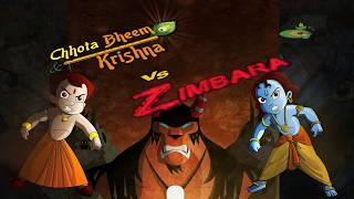 Chhota Bheem & Krishna Vs Zimbara Movie