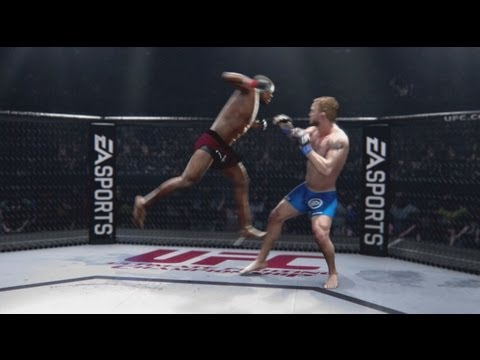 EA SPORTS UFC E3 2013 Teaser Trailer