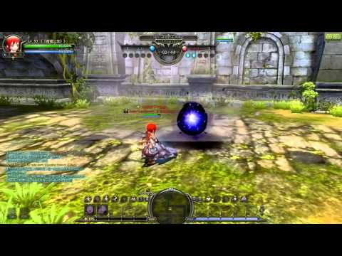 Dragon Nest - Shooting Star &amp; Gear Master pvp [HD]