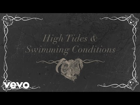 High Tides And Swimming Conditions by The Bunny The Bear