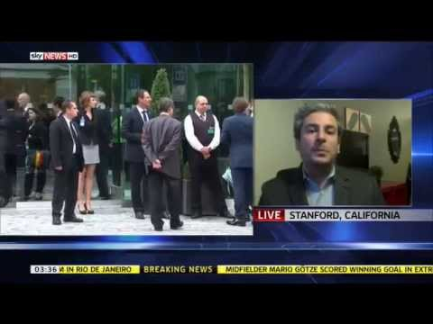 Arash Aramesh on Iran Nuclear Talks with P5+1 (SKY News)