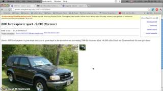 The Shoals Cars Trucks By Owner Craigslist Autos Post