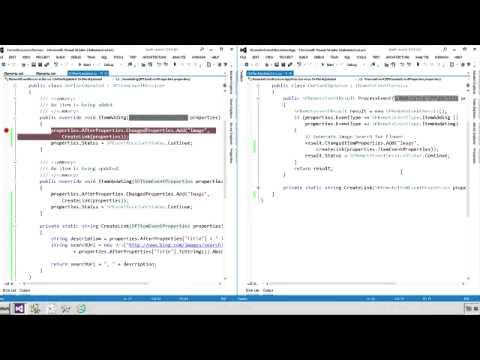 Migrating a SharePoint Event Receiver to a Remote Event Receiver