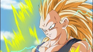 Super Saiyan 3 Goku Vs. Super Saiyan 3 Vegeta- Road To
