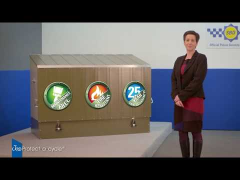 Trimetals Protect A Cycle Storage Unit