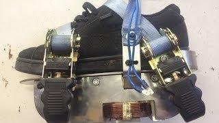 DIY X-MEN Making MAGNETO shoes