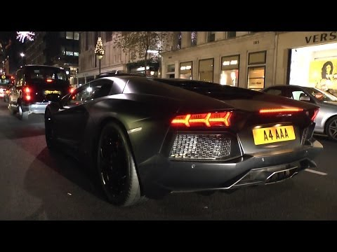 INSANELY LOUD Lamborghini Aventador w/ Capristo Exhaust - Start | Revs | Accelerations!!