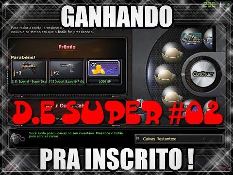 [CF AL] GANHANDO DESERT SUPER #02 - CROSSFIRE 2.0