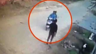 Kabbadi player shot dead at Rohtak; CCTV footage