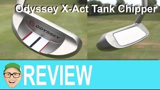 Odyssey X-act Tank Chipper