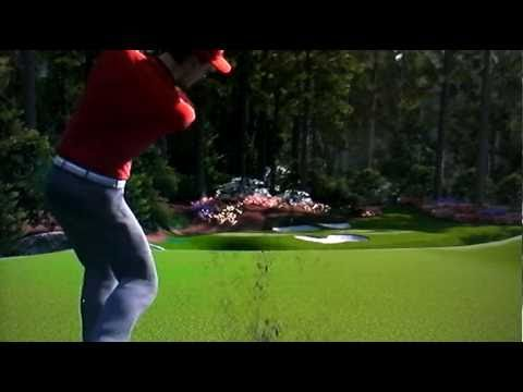 TIGER WOODS 12 THE MASTERS HOLE IN ONE XBOX 360