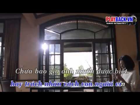 Doi Lua   Nguyen Dinh Vu  karaoke
